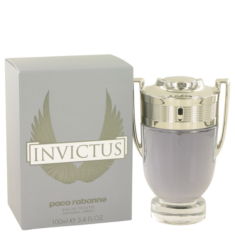 Invictus by Paco Rabanne for Men 3.4 oz EDT Spray