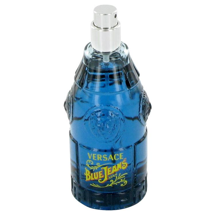 BLUE JEAN Cologne Mens by Versace Edt Spray 2.5 oz