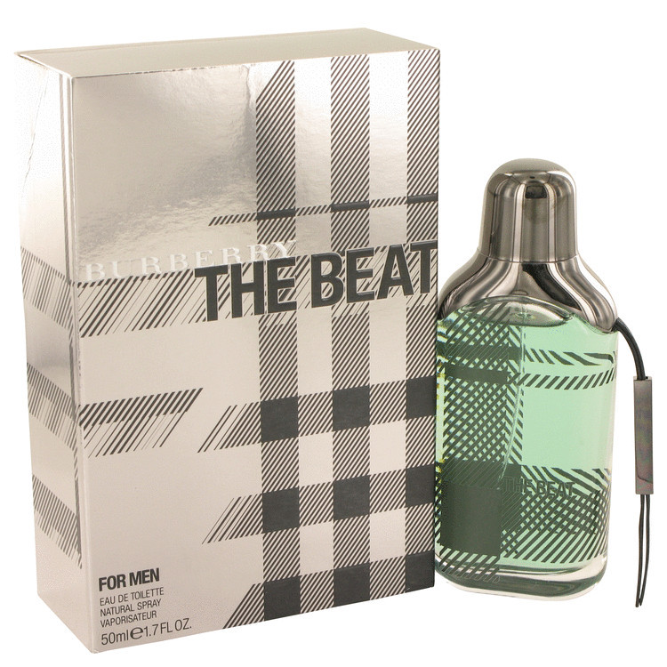 Burberry Beat Cologne for Mens By Burberry Eau de Toilette Edt Spray 1.7 oz