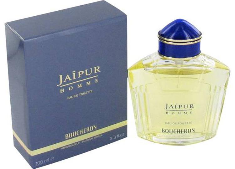 Jaipur Homme Cologne By Boucheron  Mens Edt Spray 3.4 oz