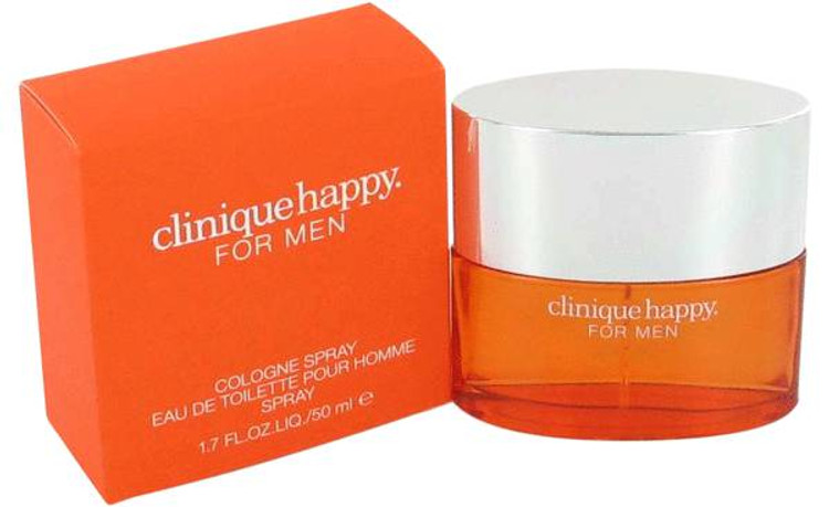 Happy Cologne By Clinique For Men Edt Spray 3.4 oz