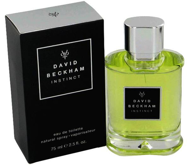 David Beckham Instinct Mens Cologne By Beckham Edt Spray 1.7 oz