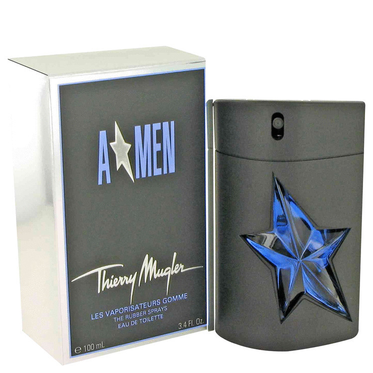 Angel Men  by Theirry Mugler Cologne For Men Refill Edt 3.4 oz