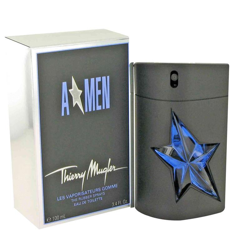 Angel Men  by Theirry Mugler Edt Spray  For Men 3.4 oz