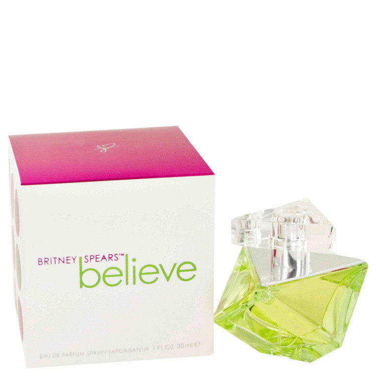 Believe Perfume for Women by Britney Spears Edp Spray 1 oz