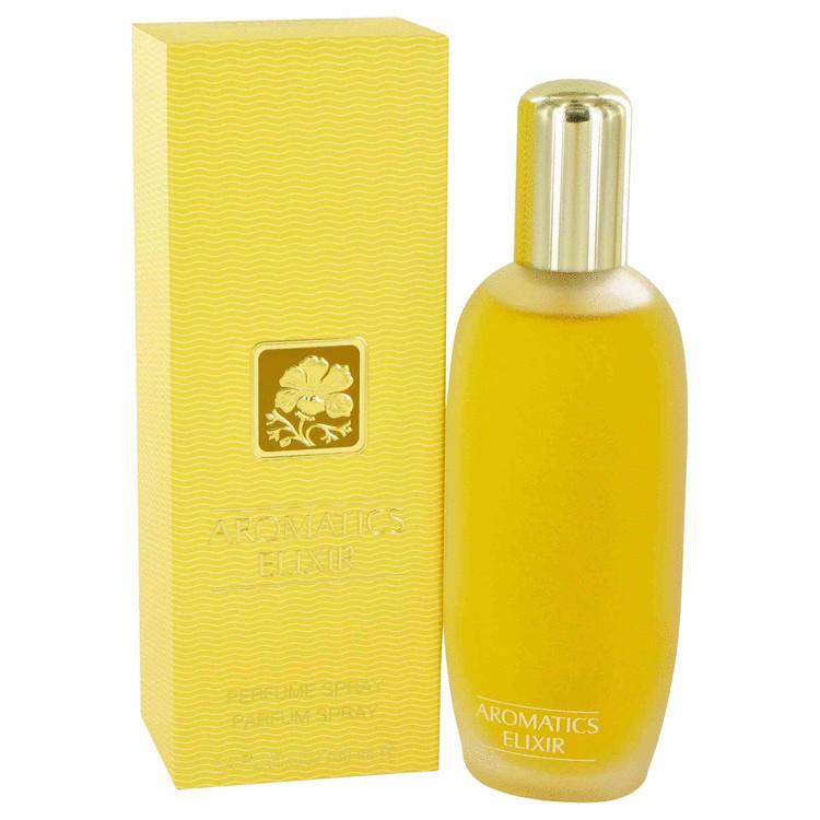 Aromatics Elixir Perfume by Clinique Eau De Parfum Spray 3.4 oz
