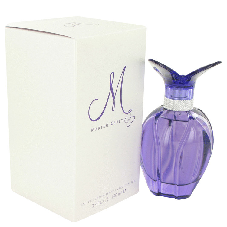 M Perfume By Mariah Carey For Women Eau de Parfum Edp Spray 1.7 oz
