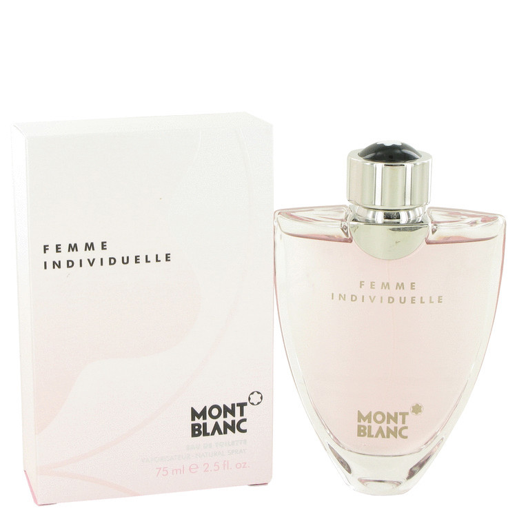 Femme Individuelle by Mont Blanc Womens Eau De Toilette EDT Spray 2.5 oz