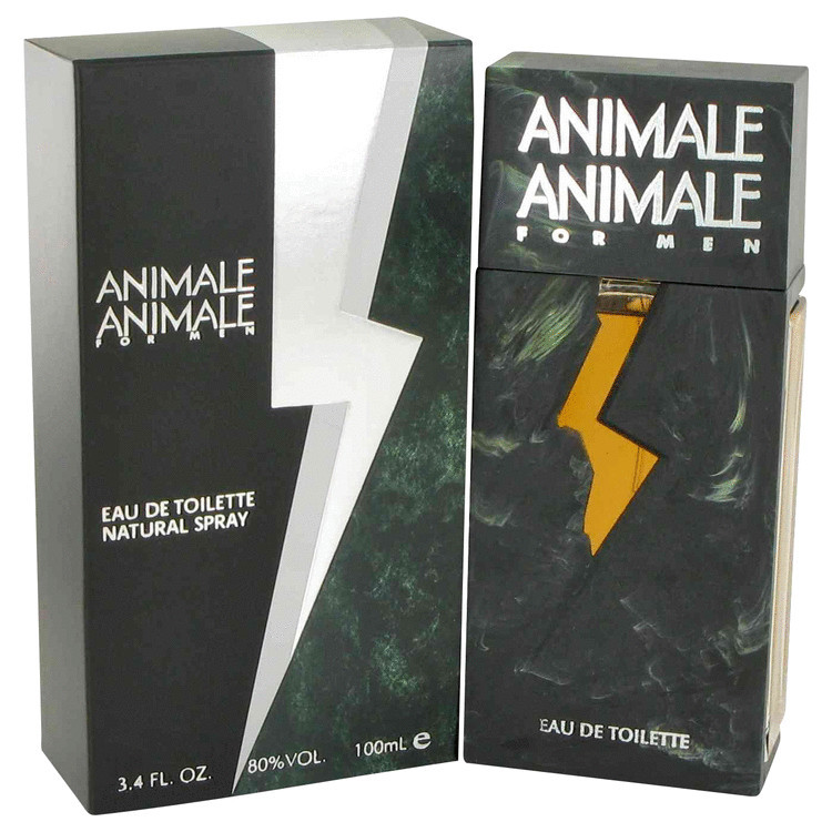 Animale Animale Cologne Mens by Animale Edt Spray 3.3 oz