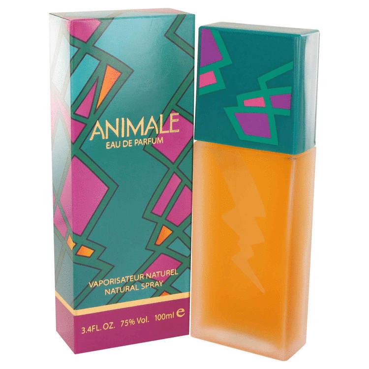 Animale Perfume for Women by Animale Edp Spray 3.4 oz