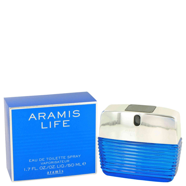Aramis Life Cologne for Men by Aramis Edt Spray 1.7 oz