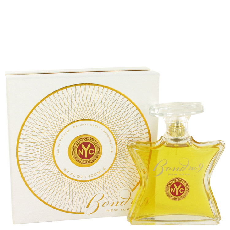 Bond# 9 Broadway Perfume by Bond No. 9 for Women Edp Spray 3.3 oz
