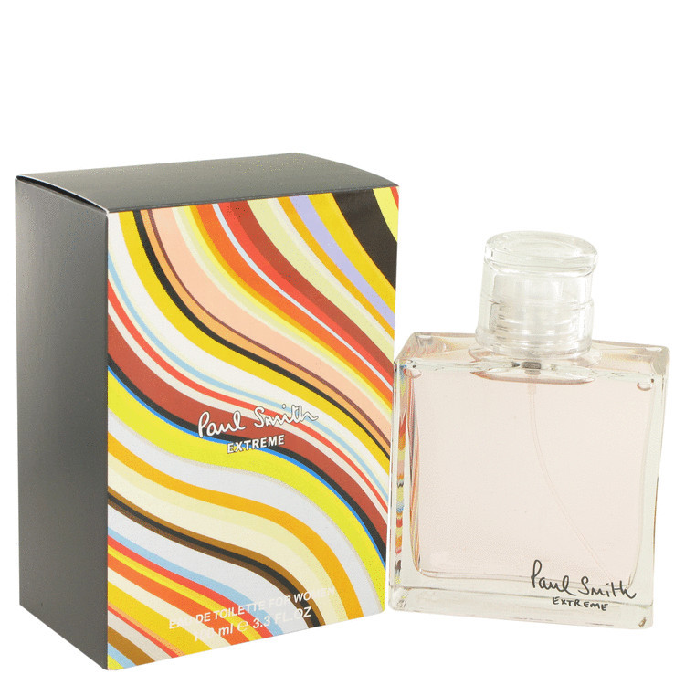 Paul Smith Extreme Perfume for Women by Paul Smith Edt Spray 3.4 oz