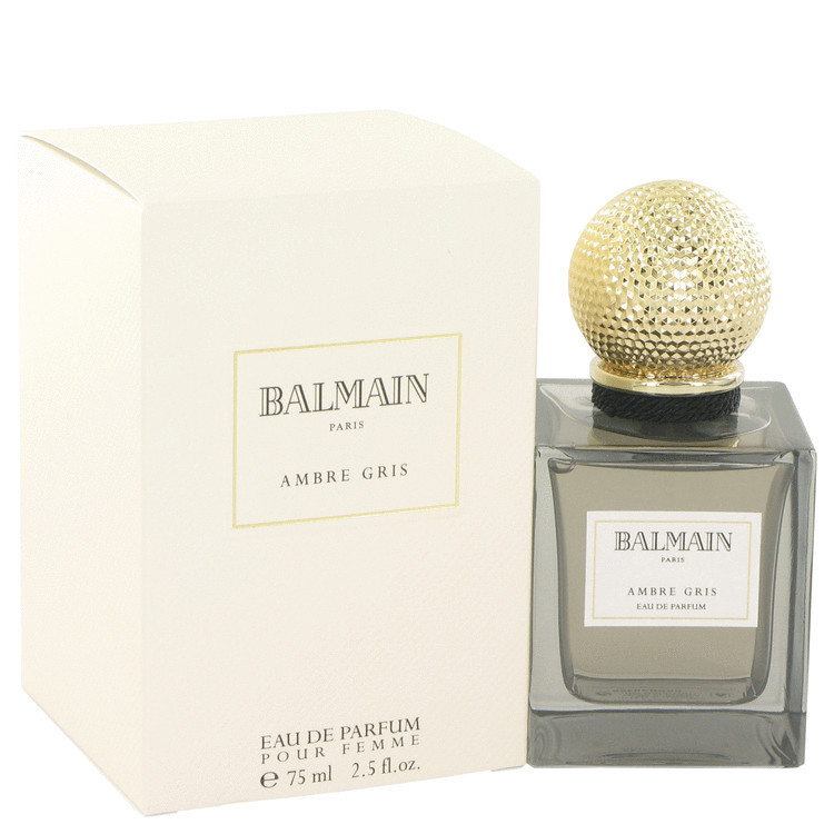 Balmain Ambre Gris Cologne for Men by Pierre Balmain Edp Spray 3.3 oz