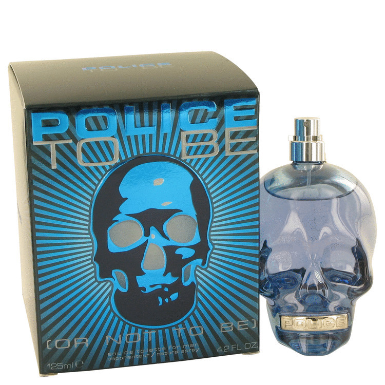 Police To Be Cologne for Men by Police Edt Spray 4.2 oz