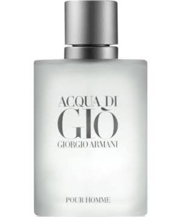 Acqua Di Gio by Giorgio Armani Eau De Toilette Spray 3.4 oz