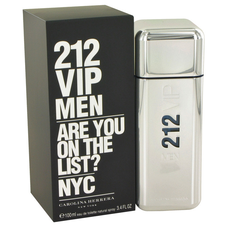 Carolina Herrera 212 VIP Men 3.4 oz Eau de Toilette