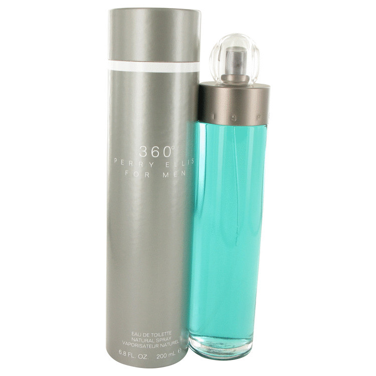 360 by Perry Ellis Edt 6.7oz for Men