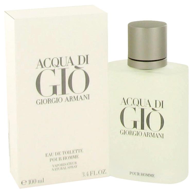 Acqua di Gio Cologne For Men by Giorgio Armani 3.4 oz EDT SP