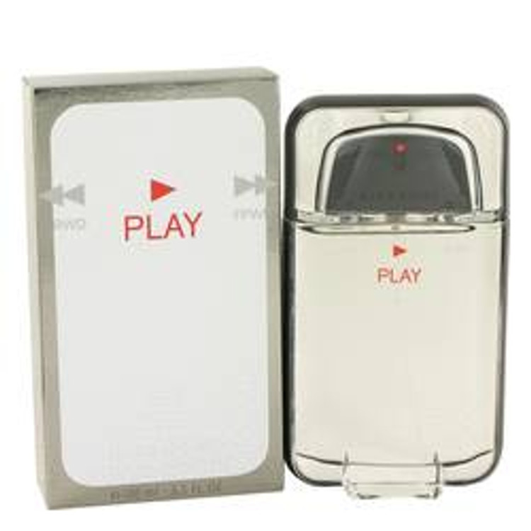Play by Givenchy  Mens Edt Spray 3.4oz