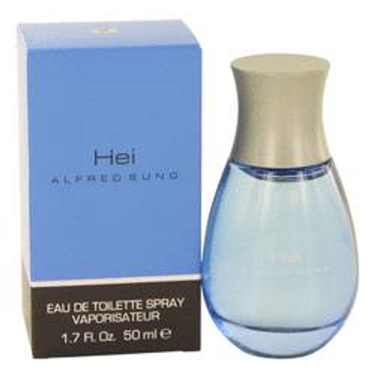 HEI  By Alfred Sung Fragrance For Men  Edt Spray 1.7oz