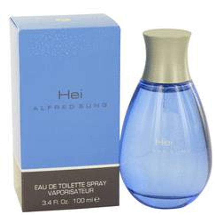 HEI  By Alfred Sung For Men  Edt Spray 3.4oz