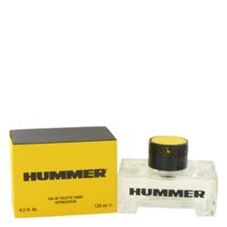 Hummer Men's Cologne by Hummer  Edt Spray 4.2 oz
