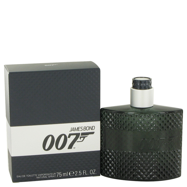 007 for Men by James Bond 2.5oz Edt Spray