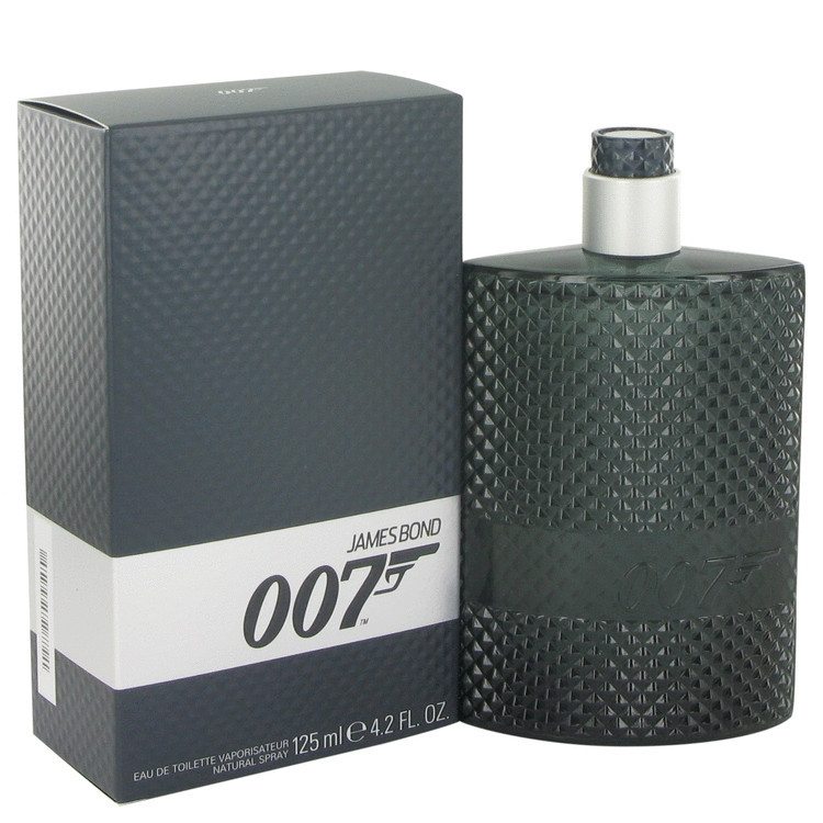 007 Mens Cologne by James Bond 4.2oz Edt Spray