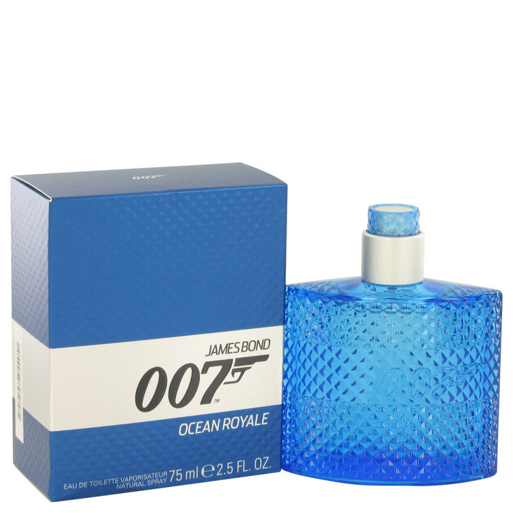 007 Ocean Royale Cologne 2.5oz Edt Spray
