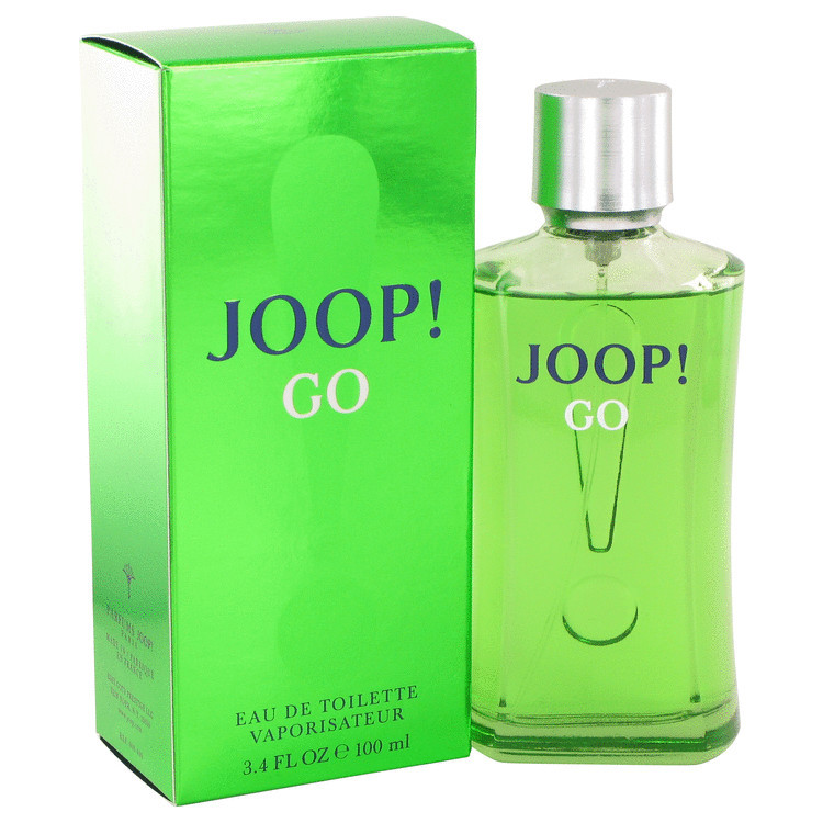 Joop Go Cologne For Men 3.4oz Edt Spray