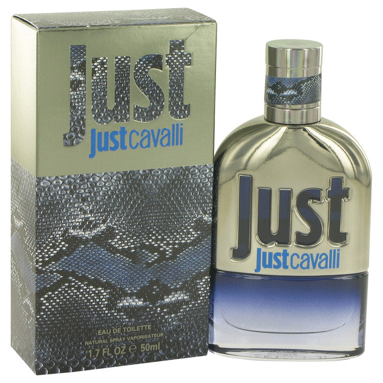 Just Cavalli New Cologne 1.7ozEdt Spray for Men