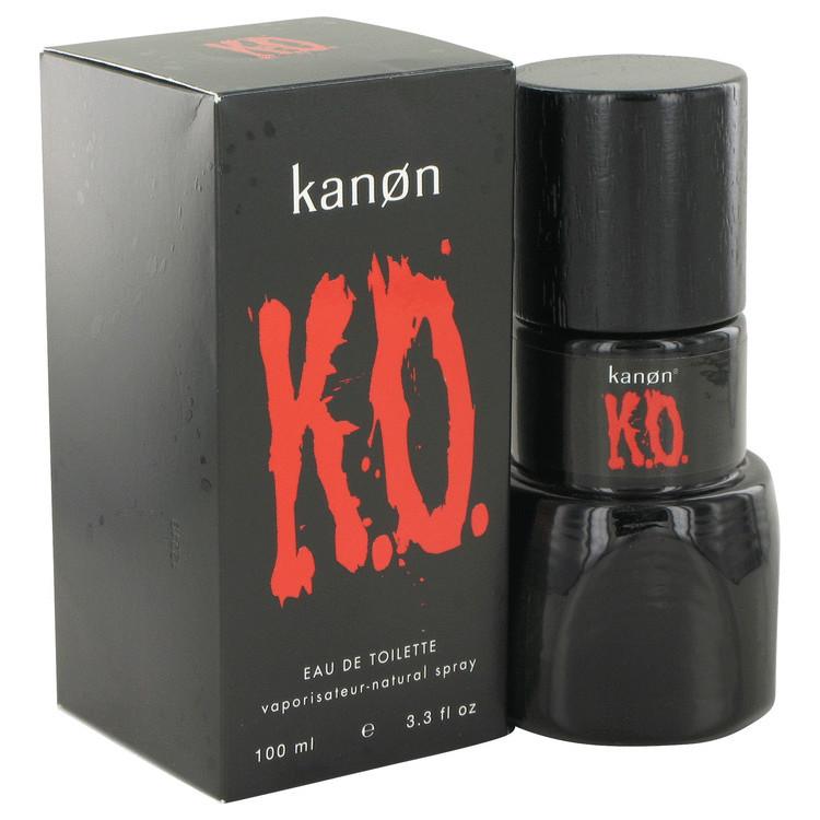 Kanon Ko Cologne for Men 3.4oz Edt Spray