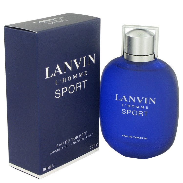 Lanvin Sport Fragrance for Men 3.4oz Edt Spray