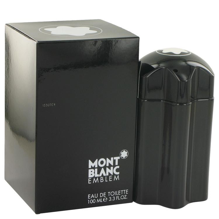 Mont Blanc Emblem 3.4oz Edt Spray