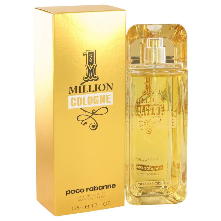 Paco Rabanne 1-Million Cologne 4.2oz Edt Spray