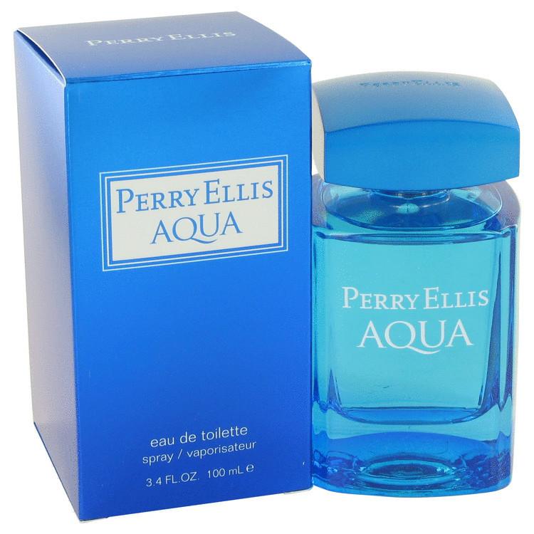 Perry Ellis Aqua 3.4oz EDT SP(NEW)