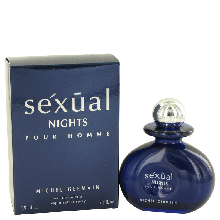 Sexual Night Fragrance for Men Edt Spray 4.2oz
