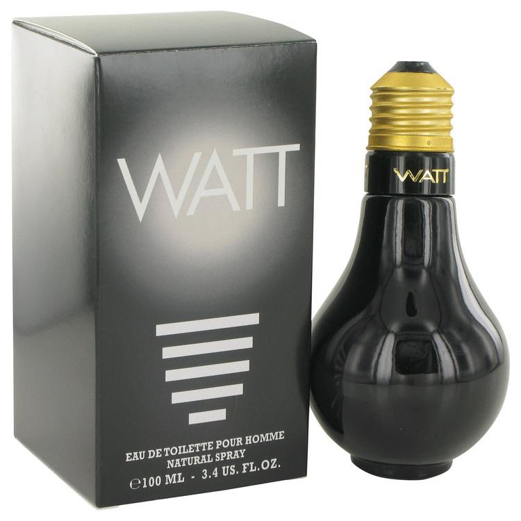 WATT BLACK 3.3oz EDT SPRAY
