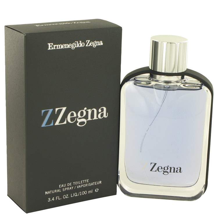 Z  ZEGNA 3.4oz EDT SPRAY FOR MEN