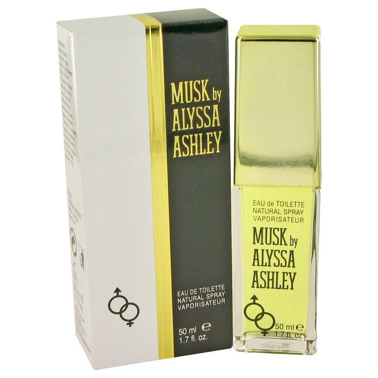 ALYSSA ASHLEY MUSK 1.7oz EDT SPRAY PERFUME