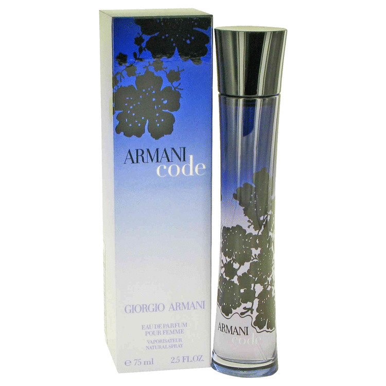 Armani Code For Women By Giorgio Armani Edp Spray 2.5 Oz
