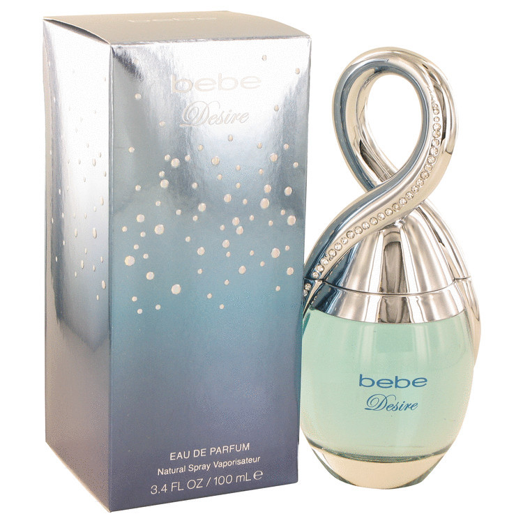 Bebe Desire Fragrance By Bebe Edp Spray 3.4 Oz