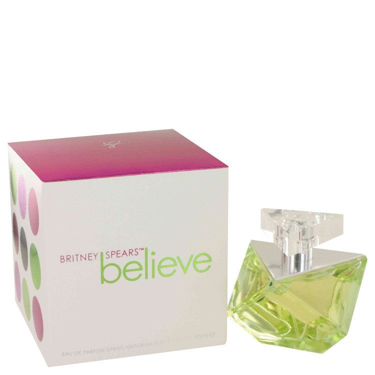 Believe by Britney Spears Womens Edp Spray 1.7 oz
