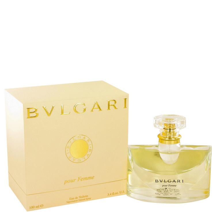 Bvlgari (bulgari) by Bvlgari Womens Edt Spray 3.4 oz