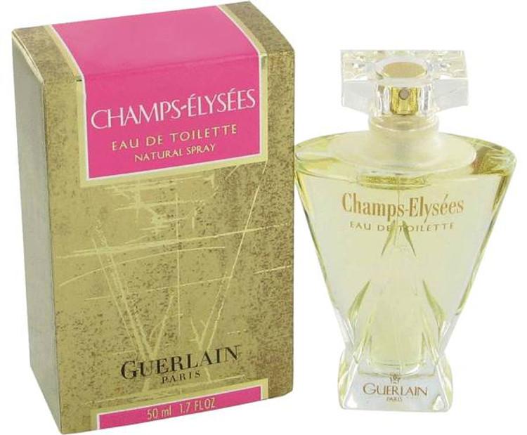 Champs Elysees by Guerlain For Women Edp Sp 2.5 oz