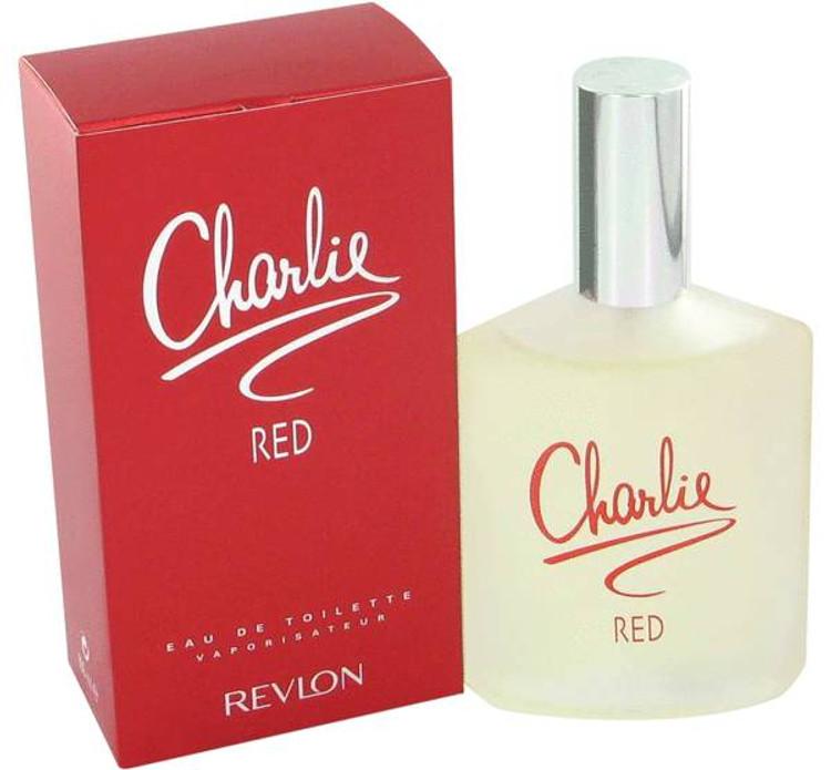 Charlie Red by Revlon Edt Sp 3.3 oz