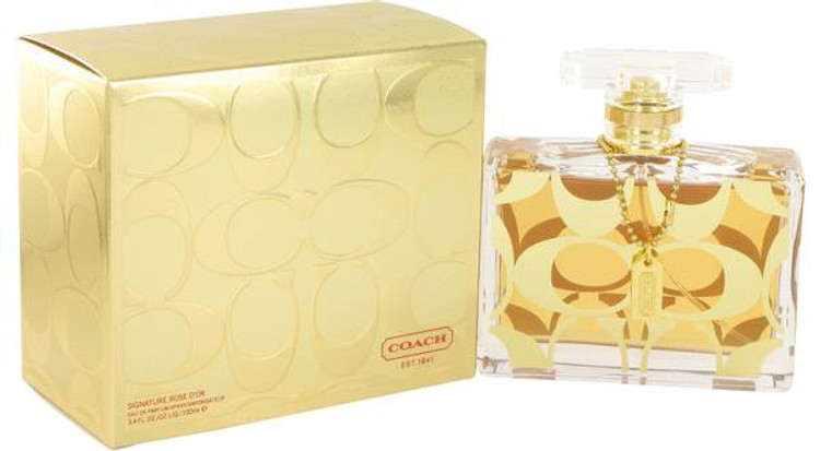Coach Signature Rose D'or by Coach For Women  Edp 3.4 oz