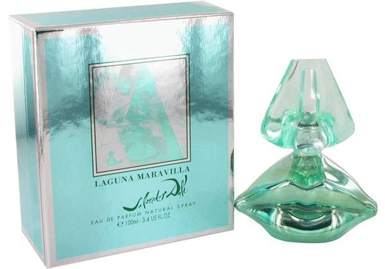 Dali Laguna Maravilla by Salvador Dali For Women Edt Sp 3.4 oz