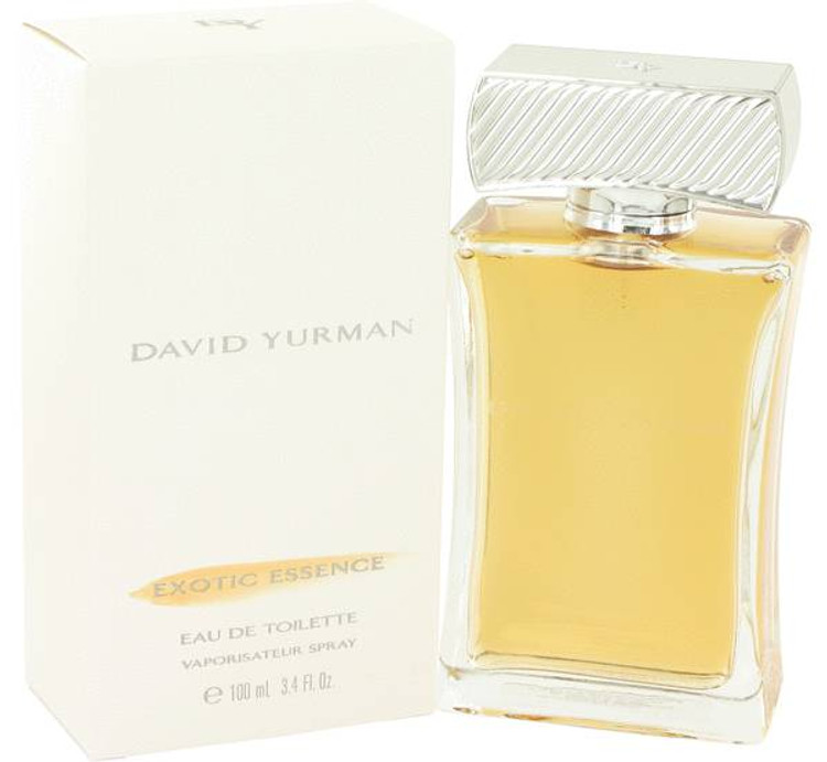 David Yurman Exotic Essence For Women by David Yurman Edt Sp 3.4 oz